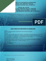 Presentación Matematica Financiera