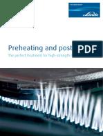 Brochure Preheating