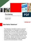 Presentation Purchasing