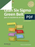 Lean Six Sigma Green Belt