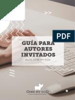 Guia Autores Invitados
