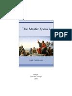 A Palavra do Mestre - Joel Goldsmith - trad Giancarlo Salvagni