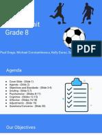 ped 434 soccer presentation
