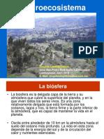 El agroecosistema  SEMANA 03
