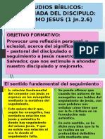 DIS - Tema 1 - Discipulado en El At