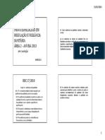 Questões BPF - Completo