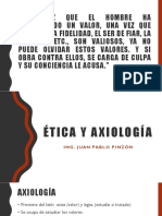 5 ETICA Y AXIOLOGÍA