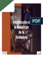 El acero, sus propiedades y la influencia de la soldadura