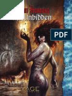 Mage the Awakening - Night Horrors - The Unbidden.pdf