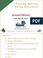Abaqus Training