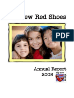 My New Red Shoes 2008 Annual Report