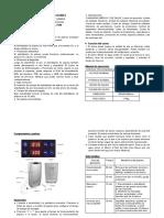 MANUAL DE INSTRUCCIONES GL-3190