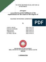 Comparative-Study-Between-Ulip-Elss.doc