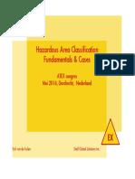 ATEX Shell Hazardous Area Classification Fundamentals