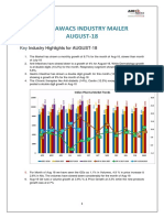 AIOCD AWACS MONTHLY INDUSTRY  MAILER August2018