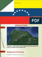 Entry strategy in Venezuela
