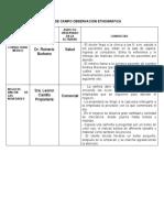 DIARIO DE CAMPO OBSERVACIÓN ETNOGRÁFICA - Tarea Antropologia.docx