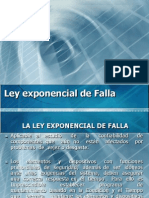 La Ley Exponencial de Falla_ana e Luna