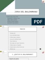 Grupo A. Historia del Bm (Llerena, Mesa, Ramos y Saiz)
