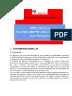 Protocolo Alarmas Comunitarias Posadas