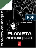 Cristian Terran - Planeta Arhontilor