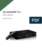 Manual Usuario WD Elements Play