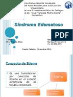 251761646-Sindrome-Edematoso.ppt