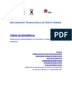TERMO DE REFERENCIA CONSULTORIA ACOMPANHAMENTO E GESTO DE PROJECTOS