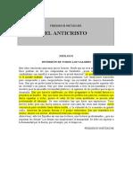 Nietzsche, Friedrich - El Anticristo.docx
