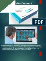 VitalPatch Biosensor and VistaTablet Monitor.pptx