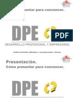 Presentaciones eficaces. Promoción RR.LL.