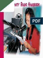 UNESCO - Community Radio Handbook 2001