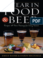 A Year in Food and Beer - Emily Baime.epub