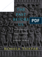 Romila Thapar - The Past Before Us_ Historical Traditions of Early North India-Harvard University Press (2013)-2.pdf