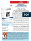 Aparadigm Dor Cancer Therapy[1]