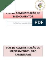 AULA 05 - VIAS DE ADMS DE MEDICAMENTOS.ppt
