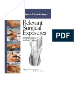Bernard F. Morrey, Matthew C. Morrey - Master Techniques in Orthopaedic Surgery Relevant Surgical Exposures (2007, Lippincott Williams & Wilkins).pdf