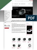 Capteurs et systèmes de vision