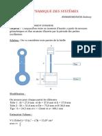 Mecanique TP2