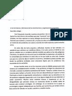 Carta del Papa Francisco a los Movimientos Populares