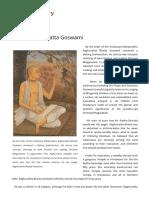 Raghunatha Bhatta Goswami  Gaudiya History.pdf