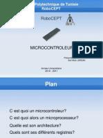 Structure des Microcontroleurs