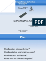 Structure des Microcontroleurs