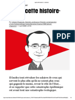 Après cette histoire-là - Libération