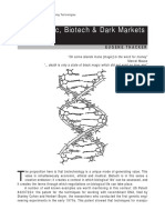 Thacker - Black Magic, Biotech & Dark Markets