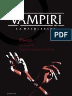 Vampiri La Masquerade Mostri