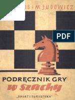 Podręcznik gry w szachy 1954
