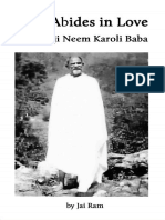 It All Abides in Love - Maharajji Neem Karoli Baba - Jai Ransom