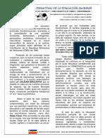 ENSAYO RETOS Y ALTERNATIVAS DE LA EDUCACIÓN SUCRENS1