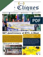 The Cliques Newspaper
